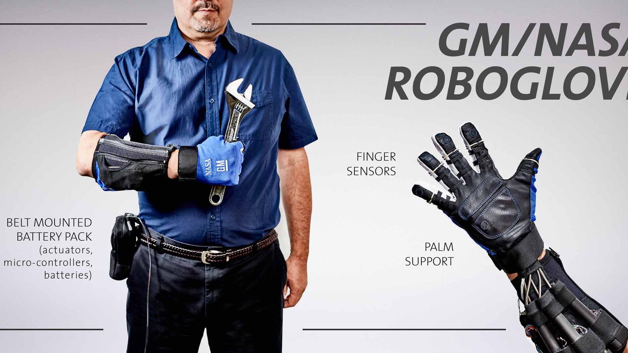 GM/NASA RoboGlove