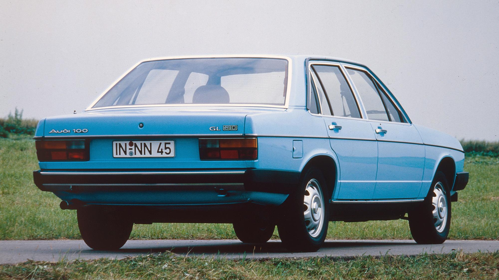1978 Audi 100 GL 5D