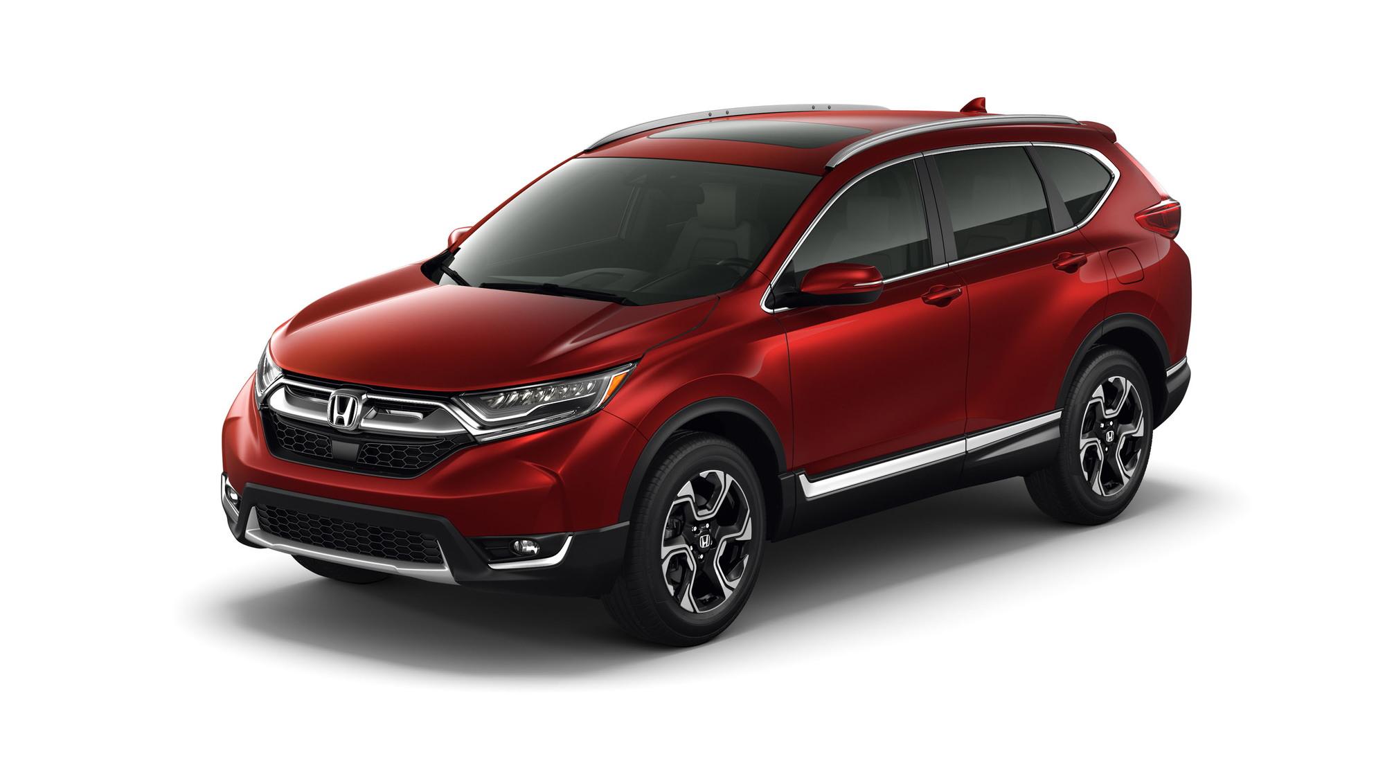 2017 Honda CR-V
