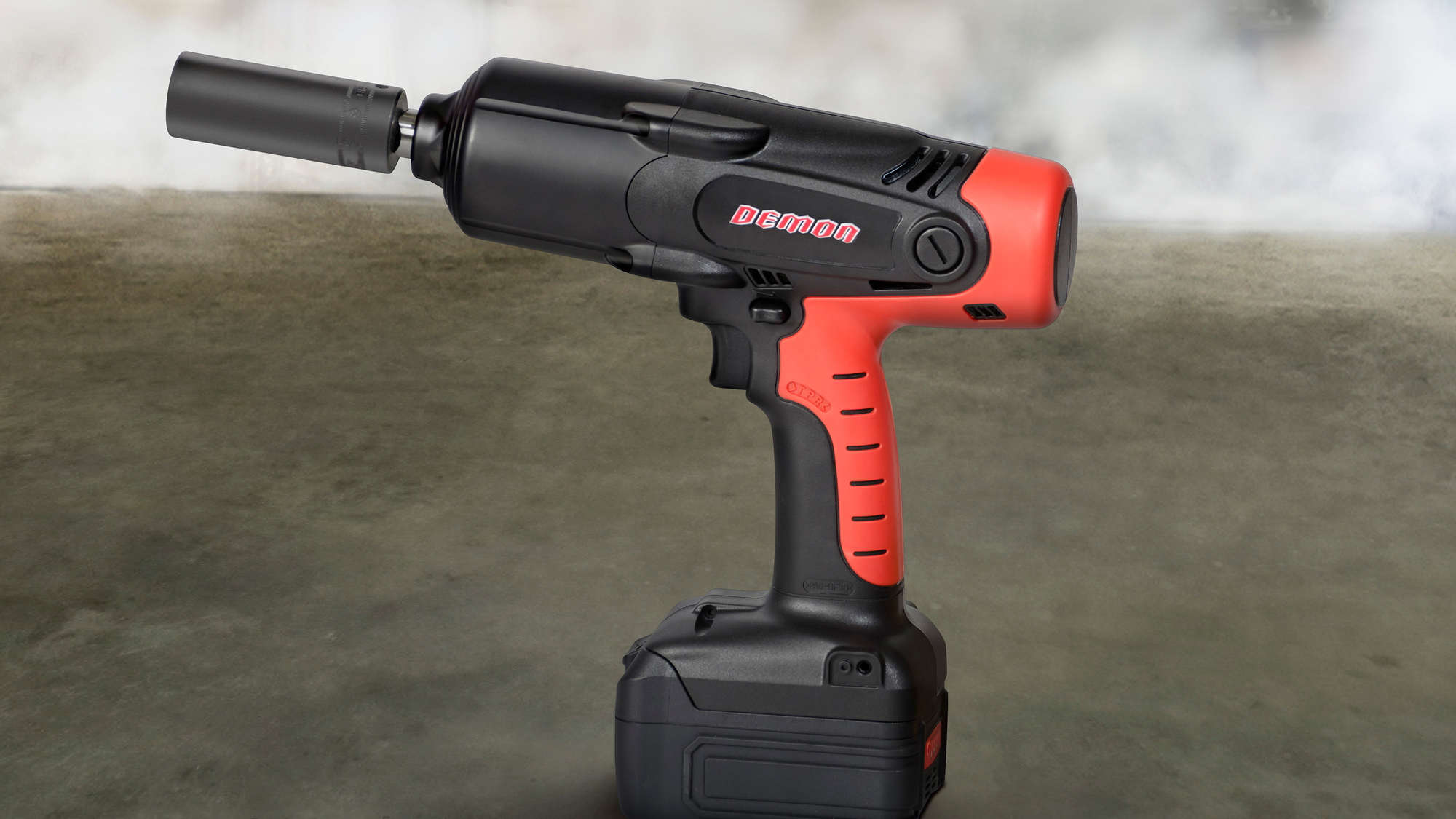 Dodge Demon Crate cordless impact wrench