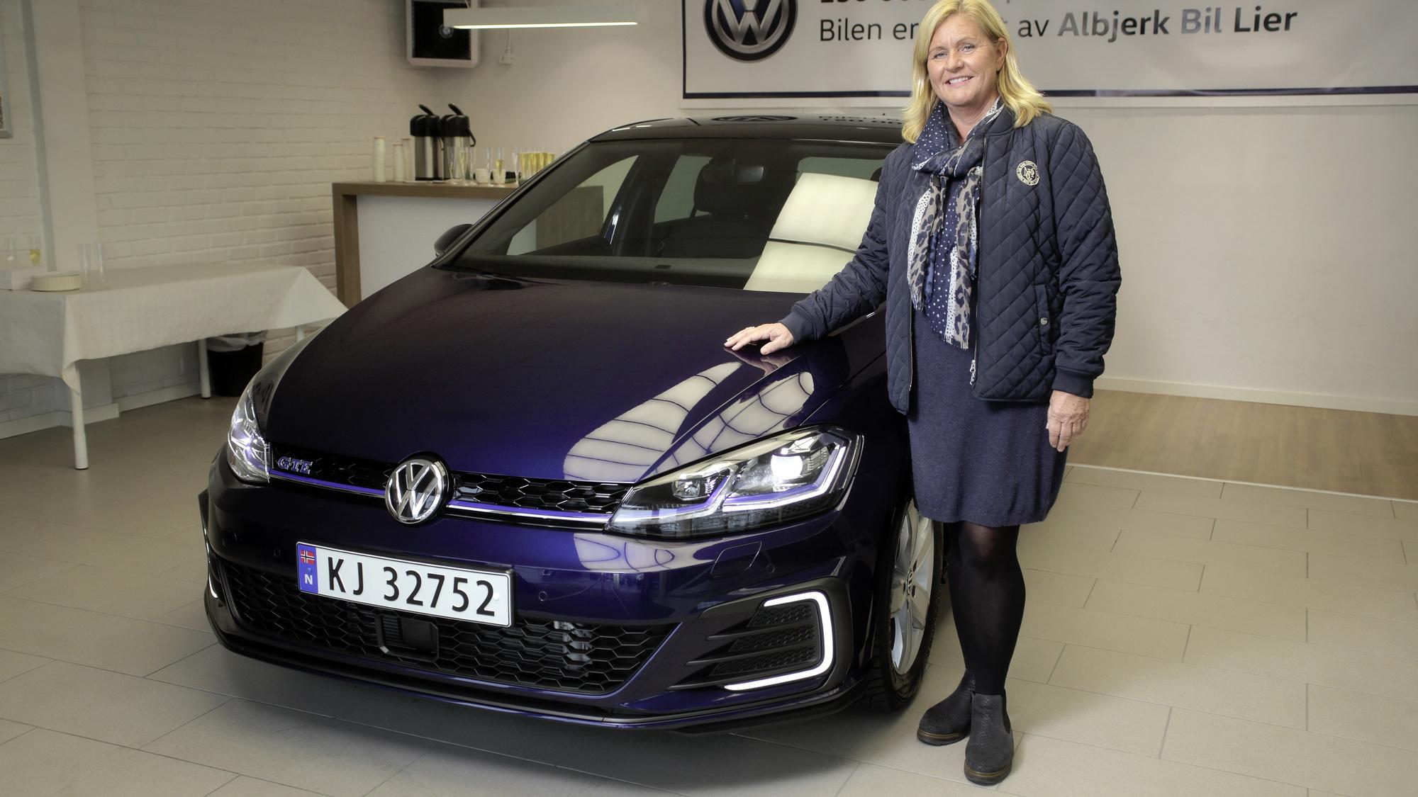 150 millionth Volkswagen delivered