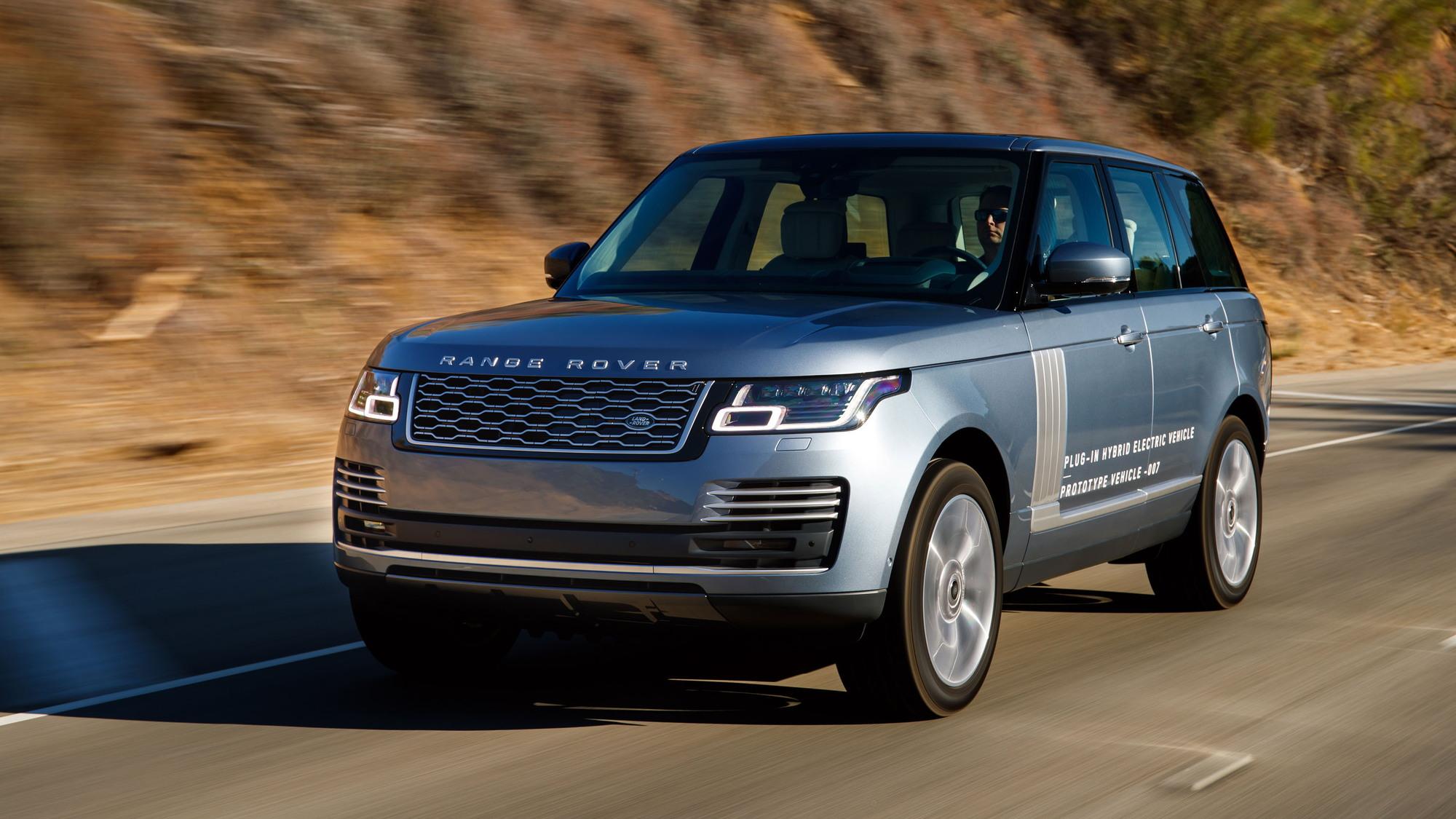 2019 Land Rover Range Rover Sport: PHEV Version, Changes, Price >> 2019 Land Rover Range Rover Phev First Drive London Here S