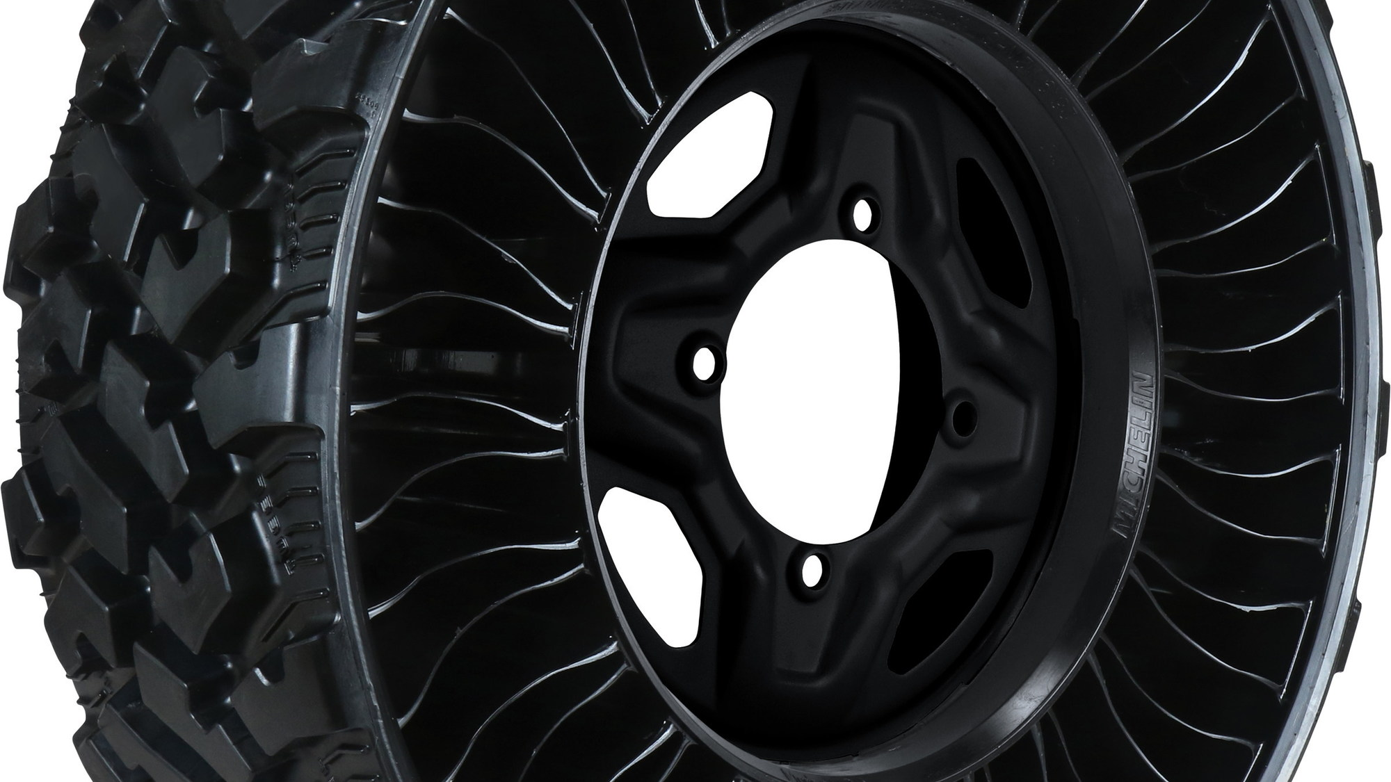 Michelin Tweel is available for use on UTVs
