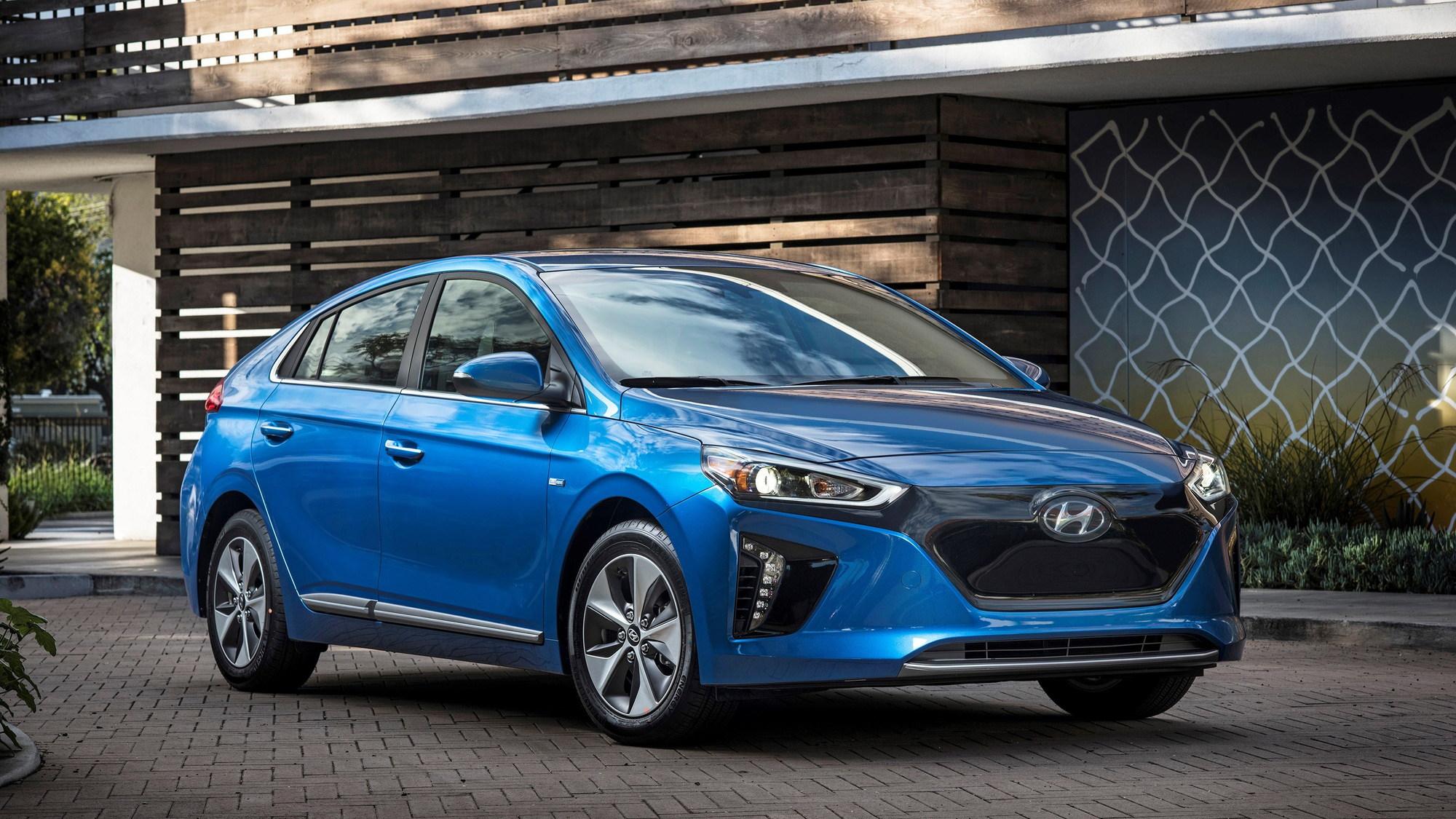 2019 Hyundai Ioniq Electric