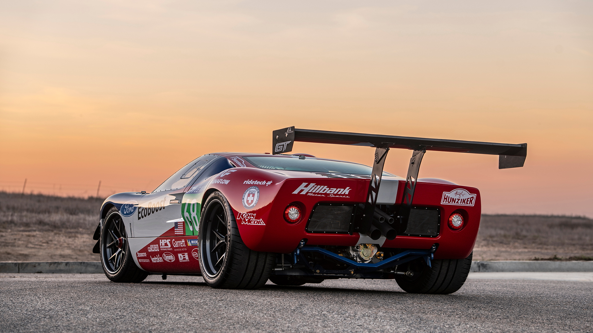 Superformance Future GT Forty GT40