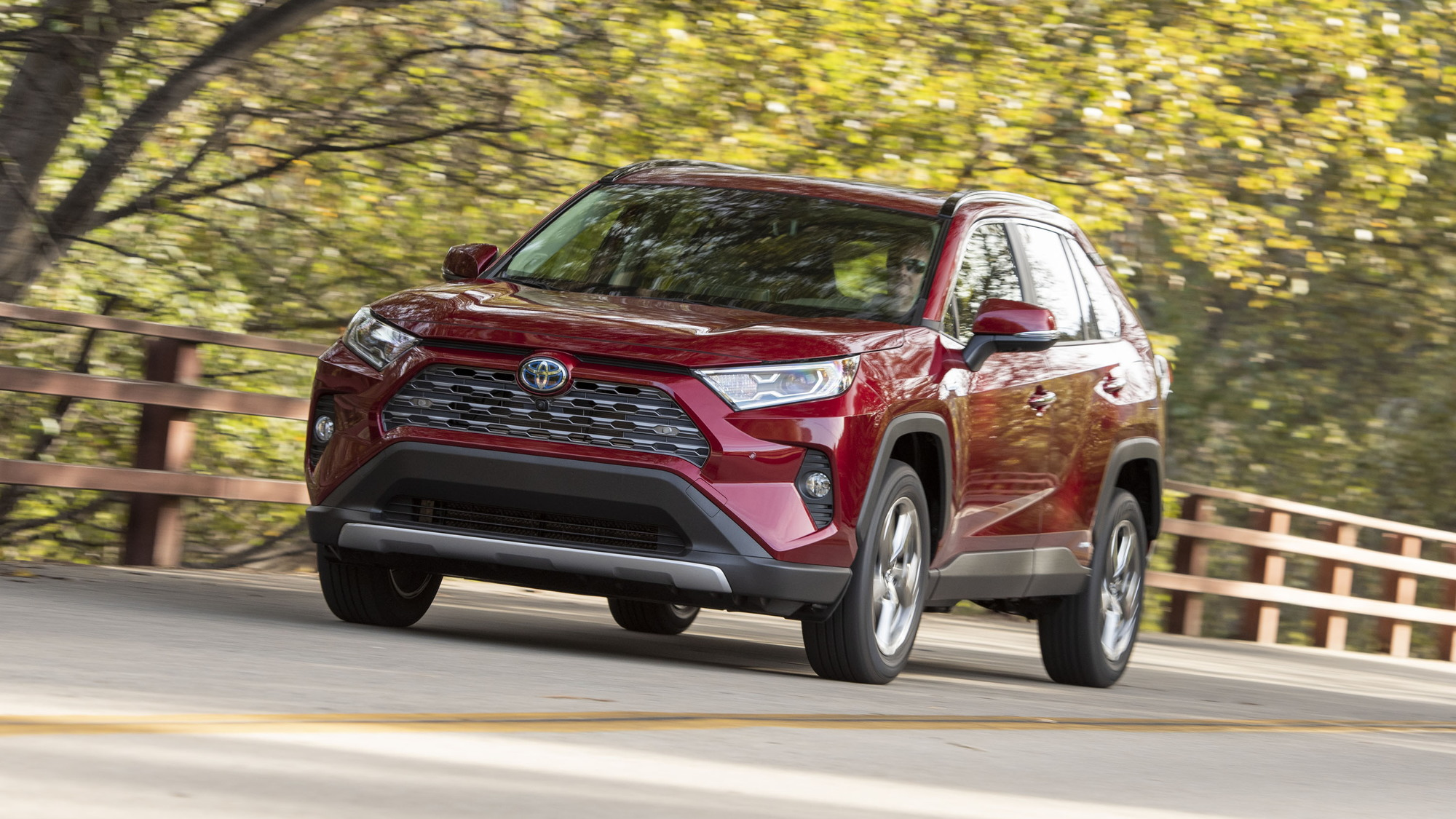 2019 Toyota Rav4 Hybrid First Drive Review All The Bits And