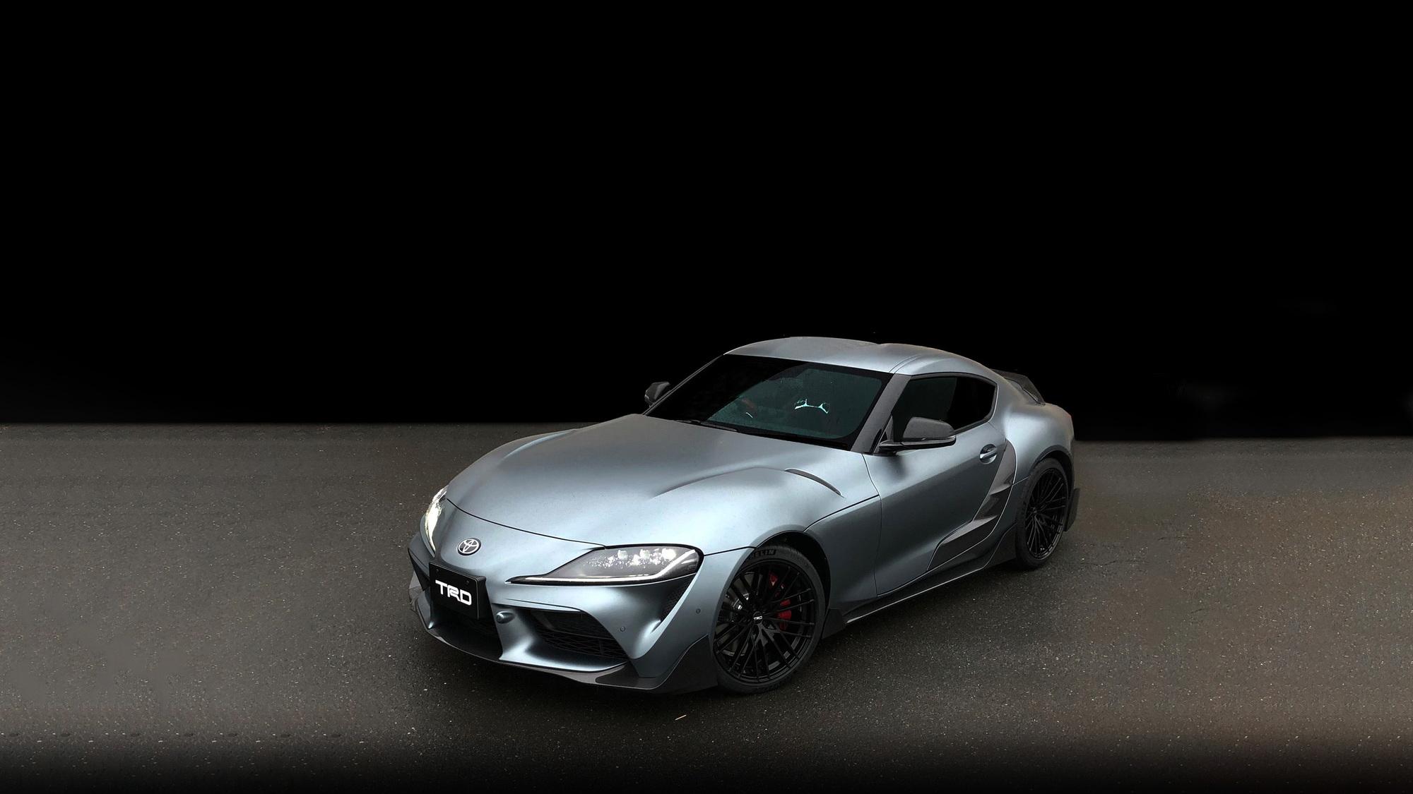 2020 Toyota Supra TRD concept (Edit)