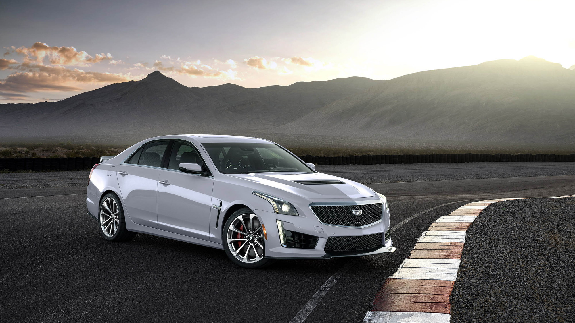Used Cadillac Cts Coupe >> Hennessey Unleashes 1,226-HP Cadillac CTS-V Coupe: Video