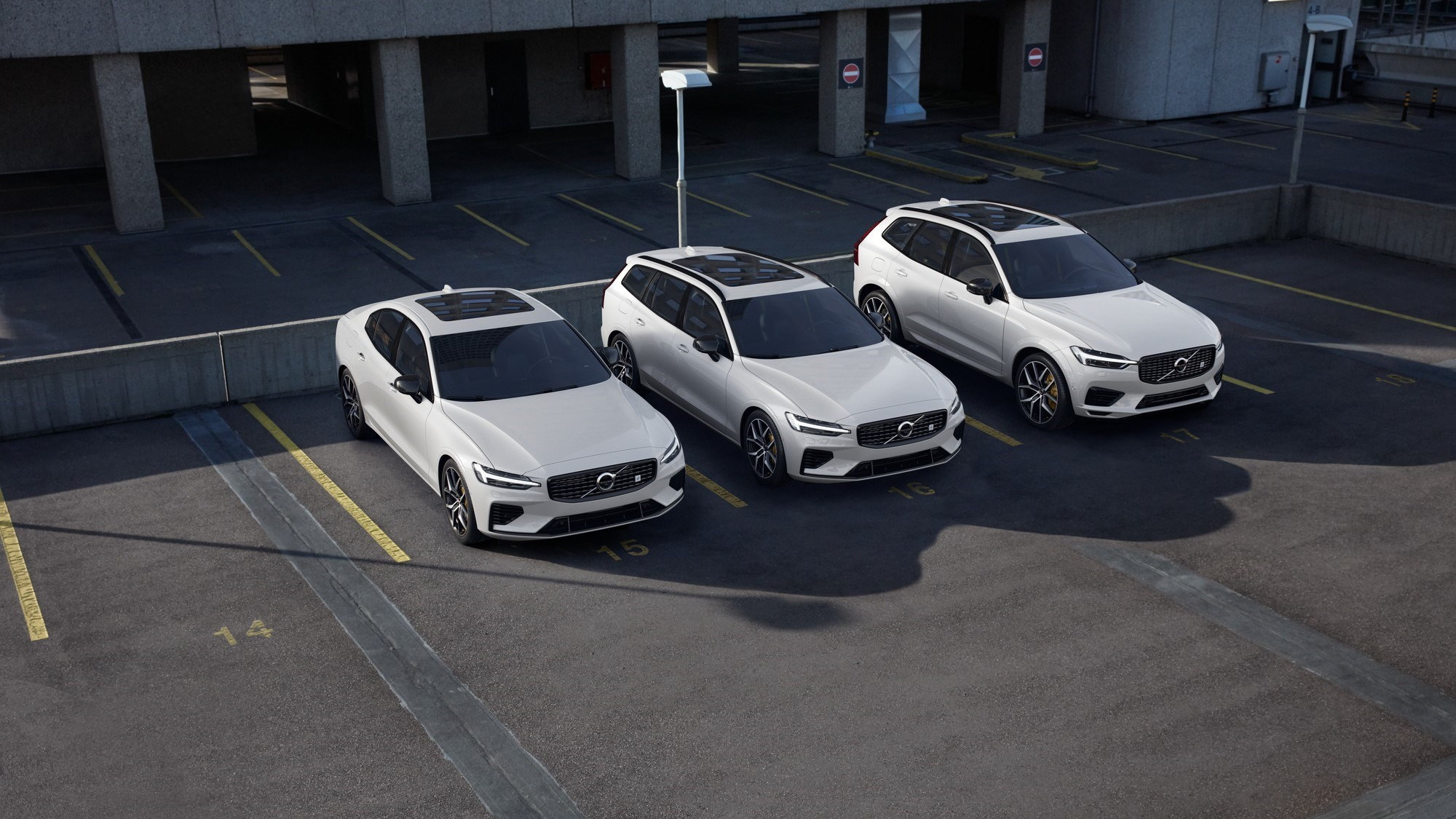 Volvo Polestar Engineered models