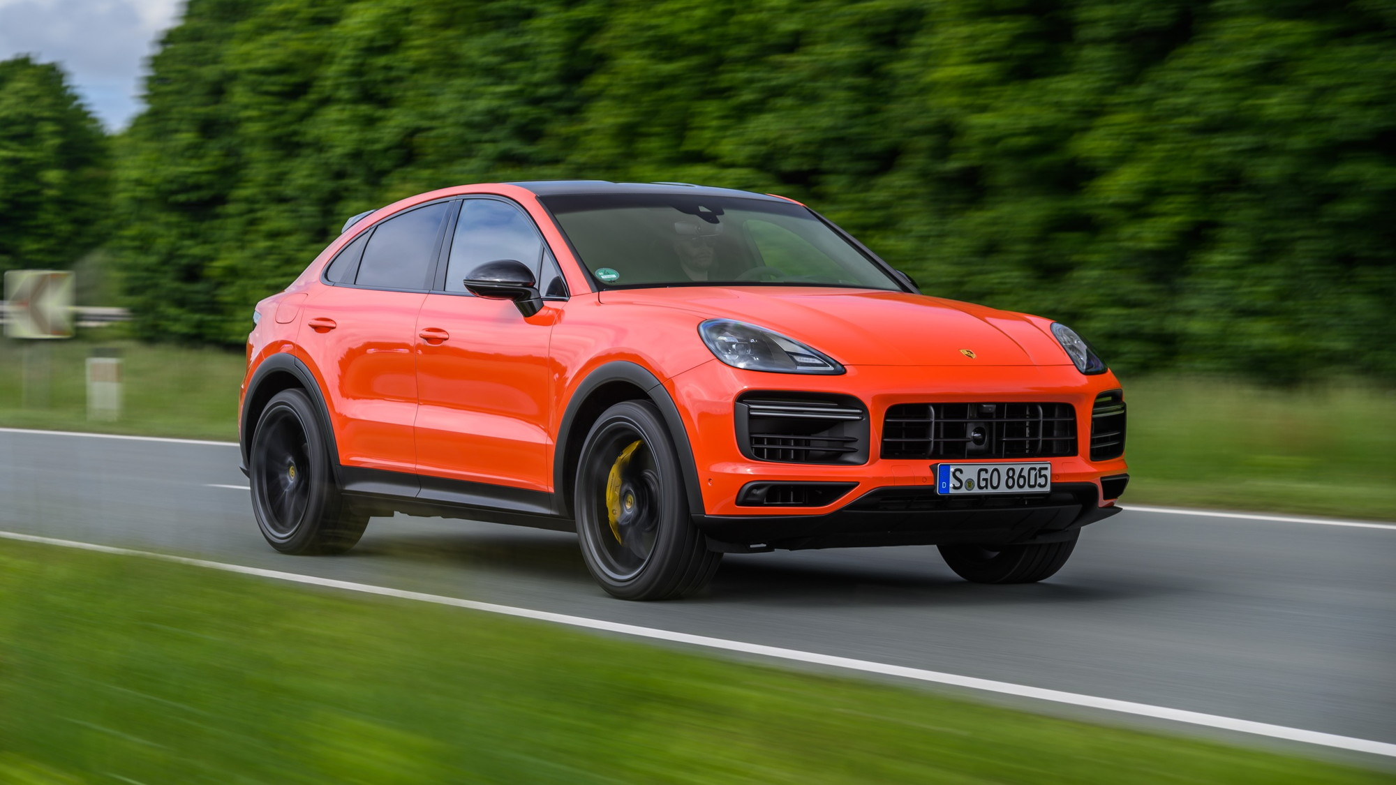 First Drive Review 2020 Porsche Cayenne Coupe Clarifies The Performance Suv