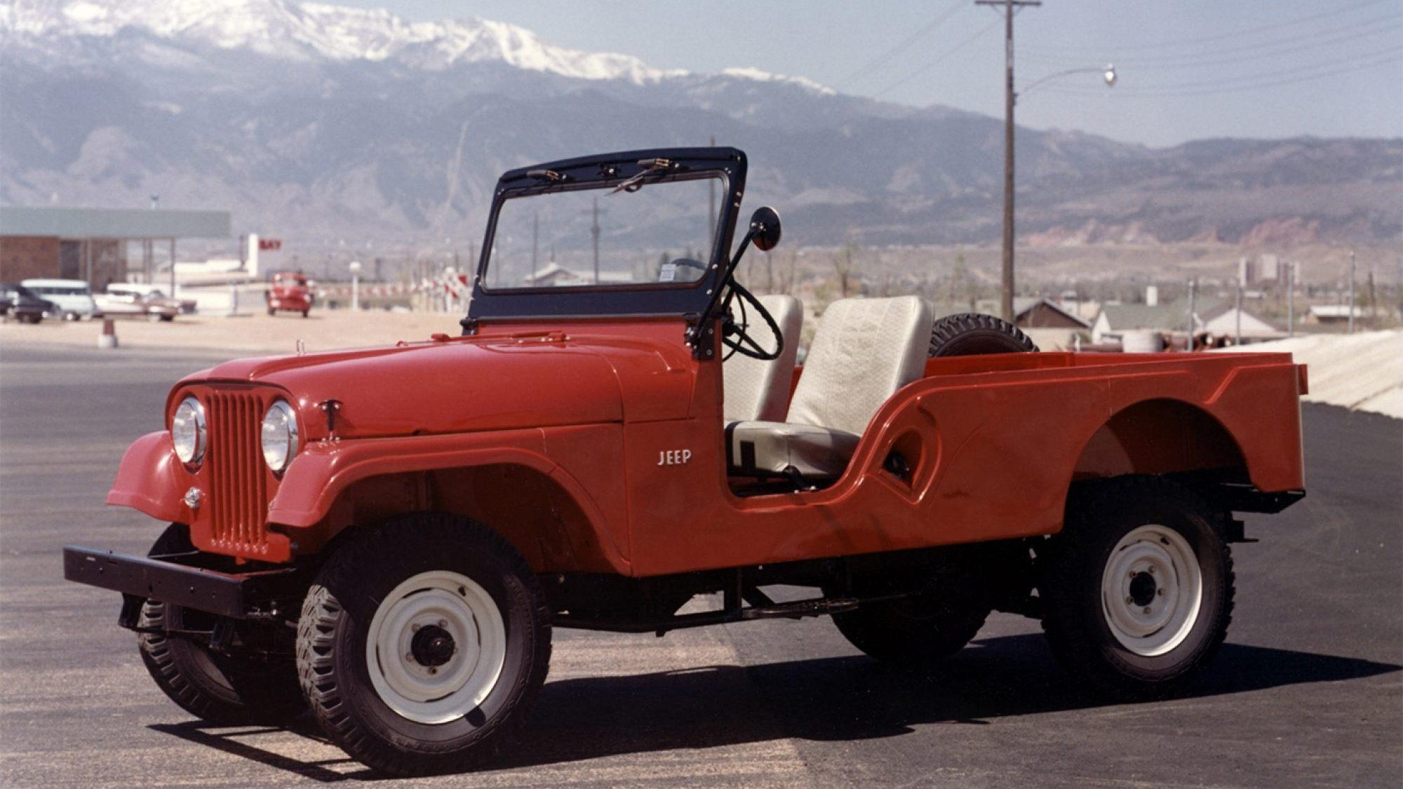 1955 Willys Motors CJ-6