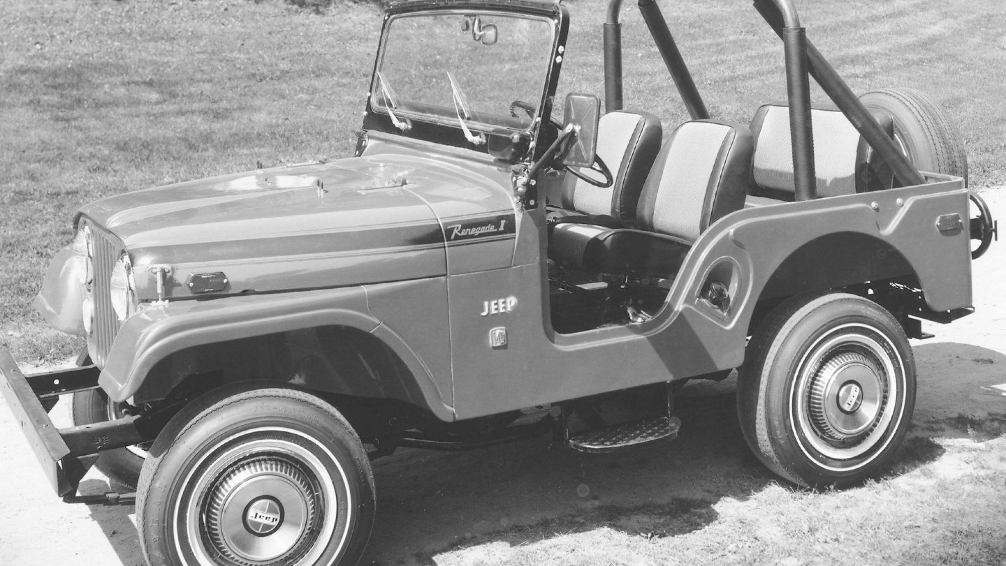 1970 Jeep CJ-5 Renegade I