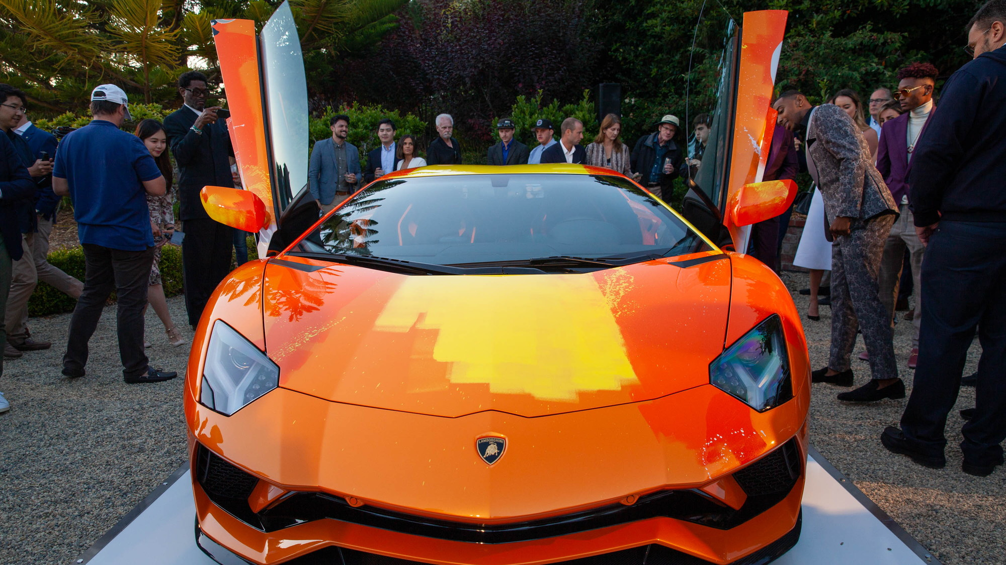 Lamborghini Art Car