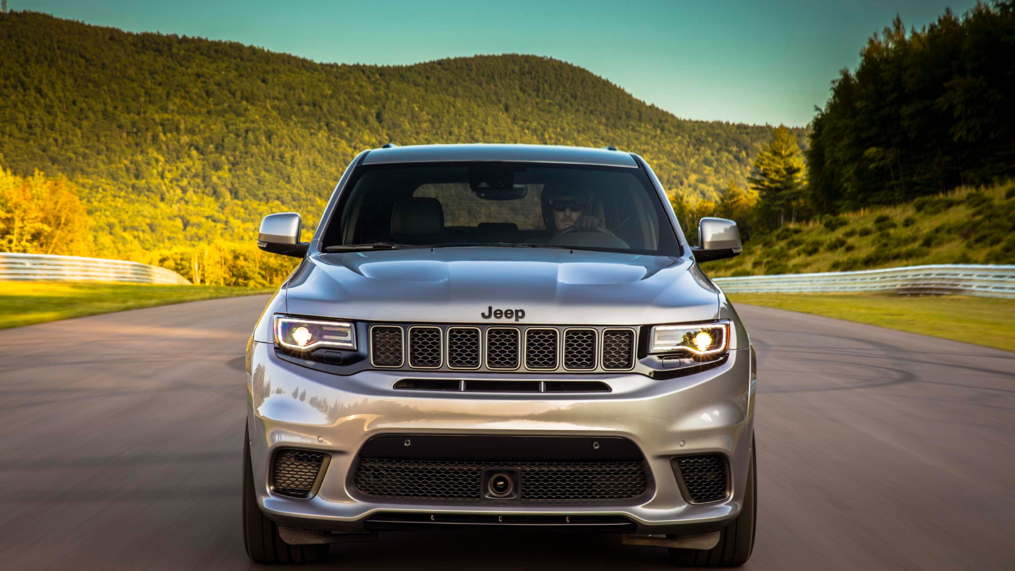 2020 Jeep Grand Cherokee Srt All Black