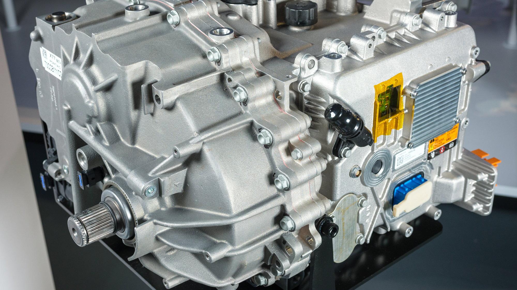 Motor for GM Ultium propulsion system