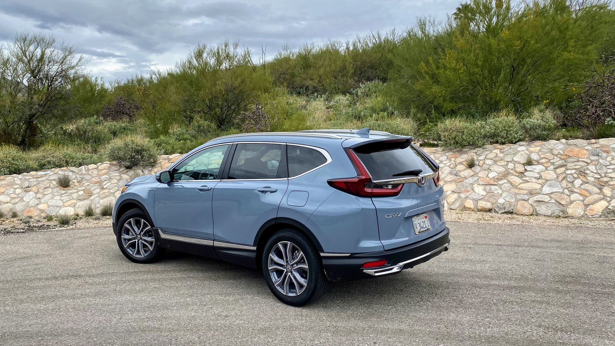 2020 Honda CR-V Hybrid  -  First Drive, March 2020