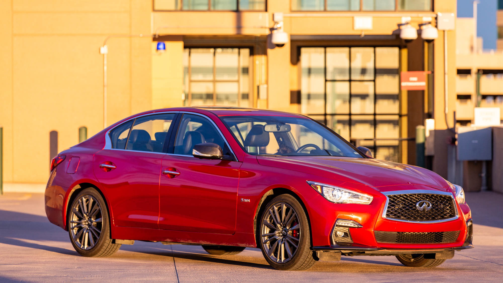 2020 Infiniti Q50 Research New