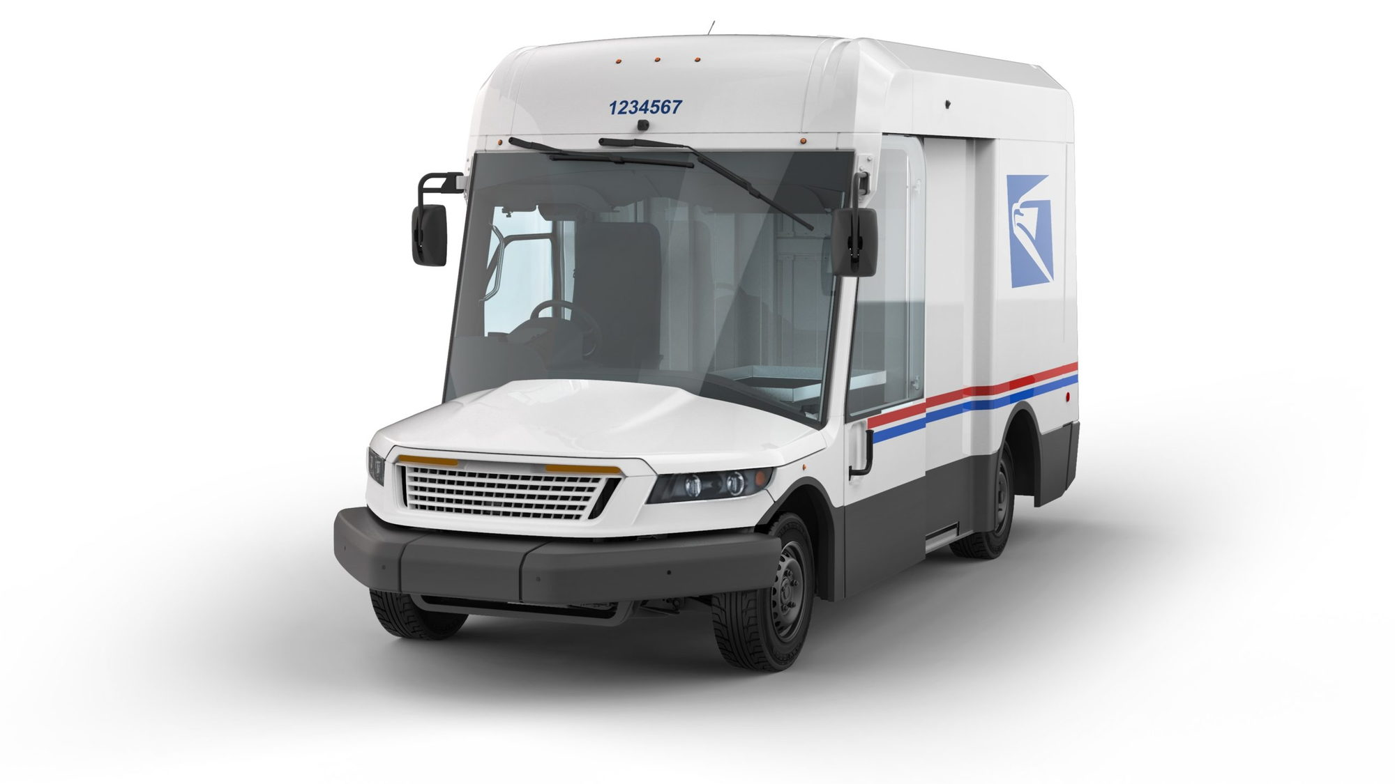 USPS Next Generation Delivery Vehicle  -  Oshkosh Defense
