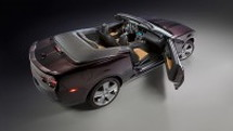 2011 Neiman Marcus Edition Chevrolet Camaro Convertible