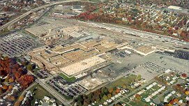 Fisker's new Wilmington Plant (aerial view)