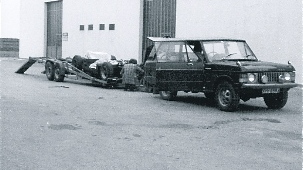 1965 turin salon lamborghini miura chassis 001