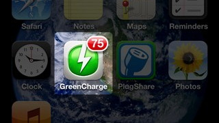 GreenCharge Electric Car iPhone App