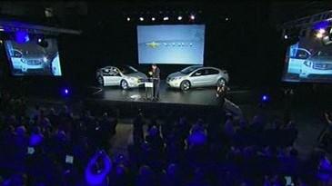 2011 Chevrolet Volt Proudction Launch