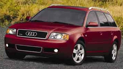 2001-2004 Audi A6, S6, R6 Recalled For Fuel Tank Fire Risk