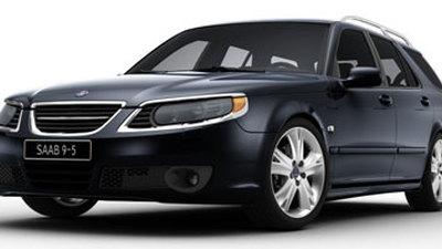 2009 Saab 9-5 Aero