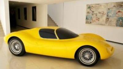 Lamborghini Design by Giugiaro