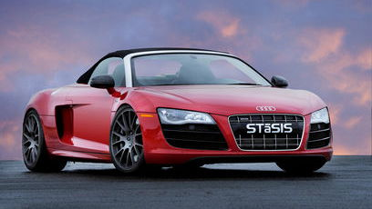 STaSIS Engineering Audi R8 Spyder