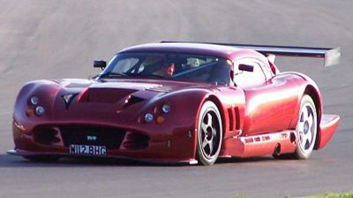 eBay watch: One of a kind 880hp TVR Cerbera Speed 12
