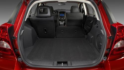 2010 Dodge Caliber - interior