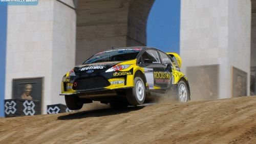 Rockstar Energy Rally Fiesta Takes Gold at 2010 X-Games