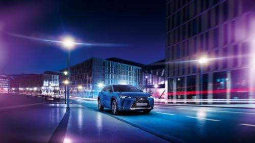 Lexus UX300e Preview