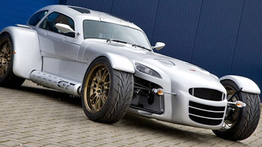 Donkervoort D8 GT enters production