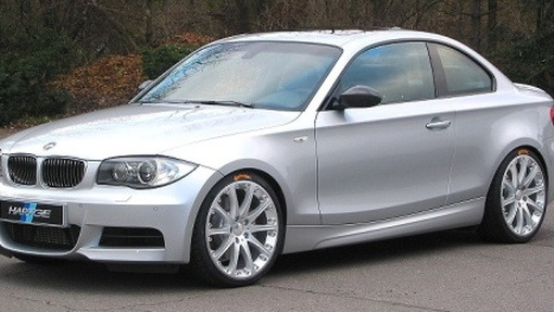 Hartge tunes the BMW 1-series