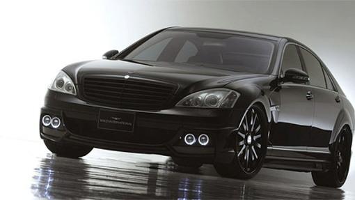 Wald Sports Line Black Bison Edition Mercedes S-Class