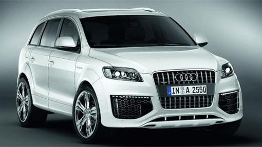 Audi 8217 S Maritime Inspired Q7 Coastline Concept