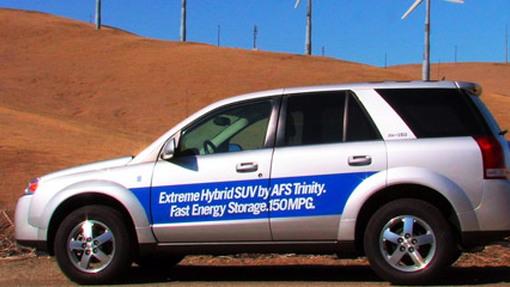 Afs Trinity 8216 Extreme Hybrid 8217 Suv Gets 150mpg
