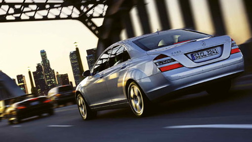 Mercedes launches Search & Send downloadable maps