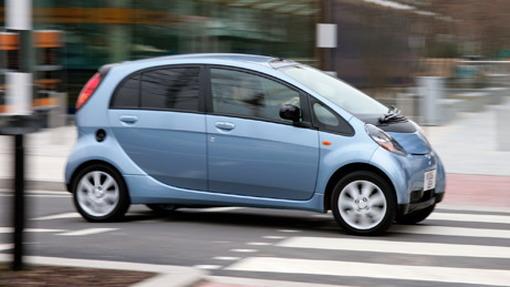 Mitsubishi Electric Car >> Mitsubishi I Electric Car To Enter Production