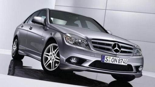 2008 Mercedes C-Class launched