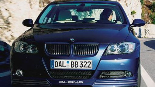 First Look At Alpina 8217 S Upcoming B3 Biturbo