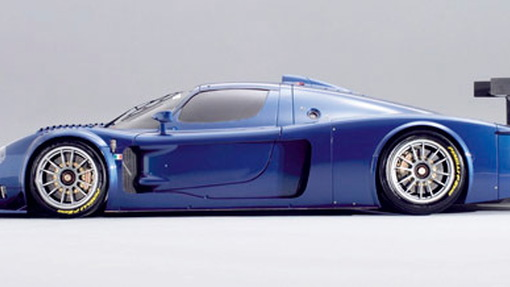 Maserati to present street-legal MC12 Versione Corse at Bologna