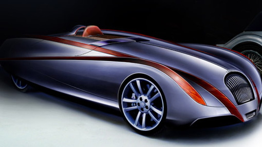 Morgan working on fuel cell sports car