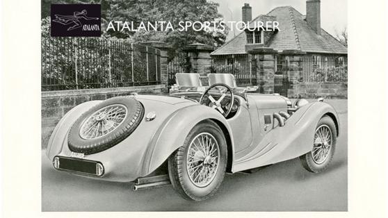 The original Atalanta Sports-Tourer