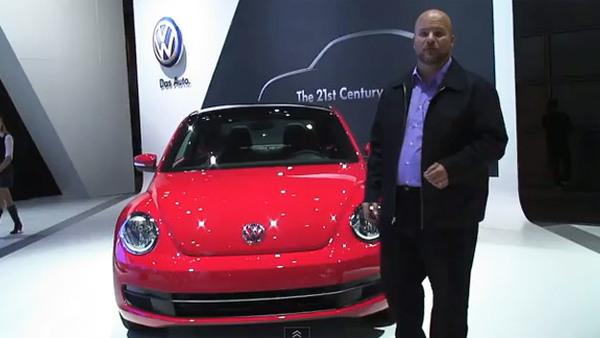 2012 Volkswagen Beetle walkaround