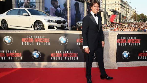 BMW 7 Series Mission Impossible