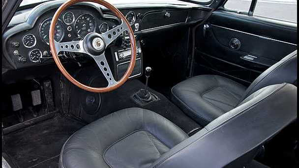 1966 Aston Martin DB6 formerly owned by Bing Crosby